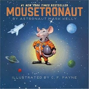 Children's Books About Space, Mousetronaut
