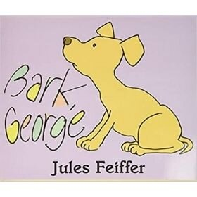 Children's Books about Dogs, Bark George.jpg