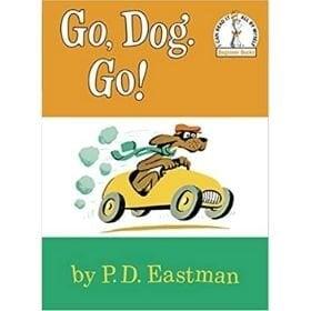 Children's Books about Dogs, Go Dog Go.jpg