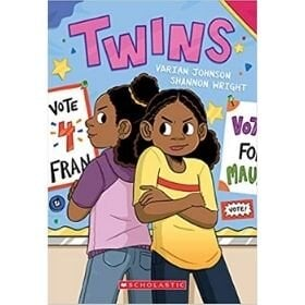 Children's Books with Black Characters, Twins