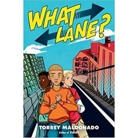 Children's Books with Black Characters, What Lane