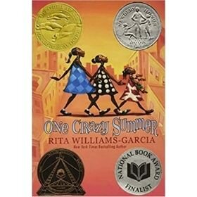 Children's Books with Black Characters, One Crazy Summer