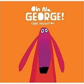 Children's books about dogs, oh no george.jpg