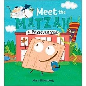 Children's books about passover, meet the matzah.jpg