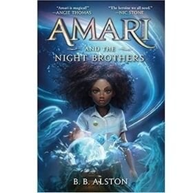 Children's books with black characters, Amari and the night brothers.jpg