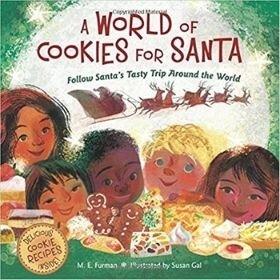 Christmas Books for Kids, A world of cookies for santa.jpg