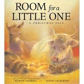 Christmas Books for Kids, Room for a Little One.jpg