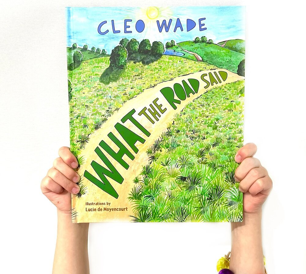 Cleo Wade What the Road Said .jpg