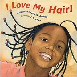 Diverse Baby Books I love my hair
