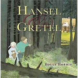 Fairy Tale Books, Hansel and Gretel.jpg