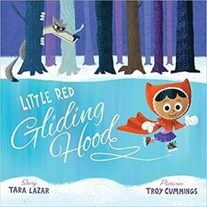 Fairy Tale Books, Little Red Gliding Hood.jpg