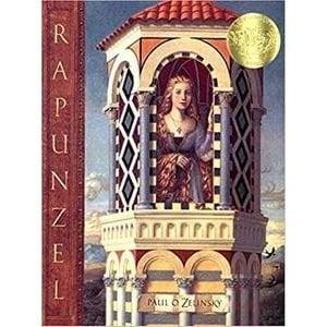Fairy Tale Books, Rapunzel.jpg