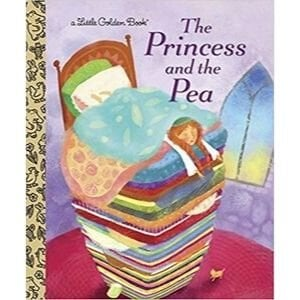 Fairy Tale Books, The Princess and the Pea.jpg