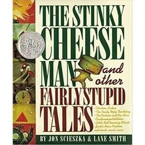 Fairy Tale Books, The Stinky Cheese Man.jpg