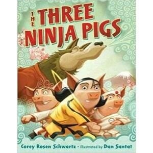 Fairy Tale Books, The Three Ninja Pigs.jpg