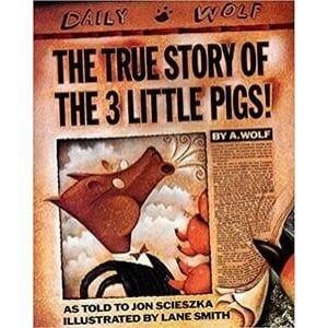 Fairy Tale Books, The True Story of the Three Little Pigs.jpg