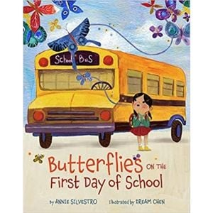 First Day of School Books, Butterflies on the First Day of School