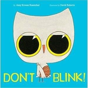 Funny Children's Books, Don't Blink.jpg
