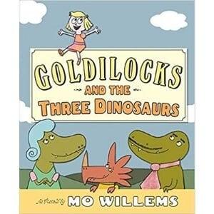Funny Children's Books, Goldilocks and the Three Dinosaurs.jpg