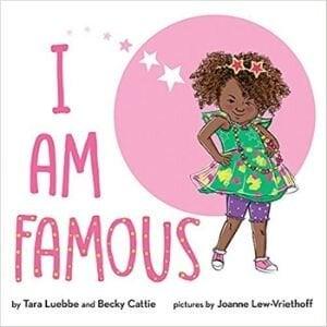 Funny Children's Books, I Am Famous
