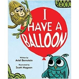 Funny Children's Books, I Have a Balloon.jpg