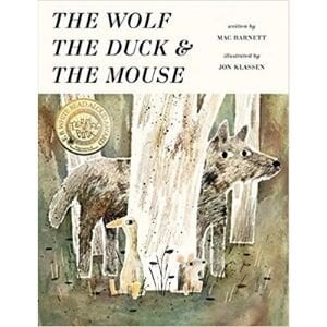 Funny Children's Books, The Wolf the Duck and the Mouse