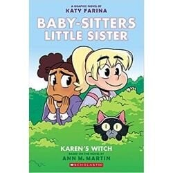 Graphic Novels for Tweens, Baby Sitters Little Sister.jpg