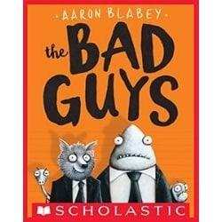 Graphic Novels for Tweens, Bad Guys.jpg