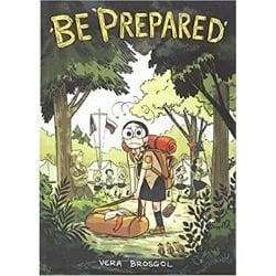 Graphic Novels for Tweens, Be Prepared.jpg