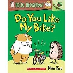 Graphic Novels for Tweens, Do You Like My Bike.jpg
