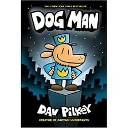 Graphic Novels for Tweens, Dog Man.jpg