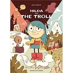 Graphic Novels for Tweens, HIlda and the Troll.jpg