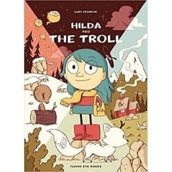 Graphic Novels for Tweens, HIlda and the Troll.jpg