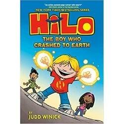 Graphic Novels for Tweens, Hilo.jpg