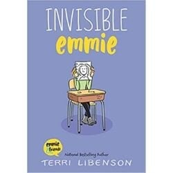 Graphic Novels for Tweens, Invisible Emmie.jpg
