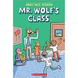Graphic Novels for Tweens, Mr. Wolf's Class.jpg