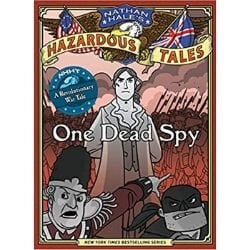 Graphic Novels for Tweens, Nathan Hale's Hazardous Tales.jpg