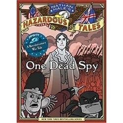 Graphic Novels for Tweens, Nathan Hale's Hazardous Tales.jpg