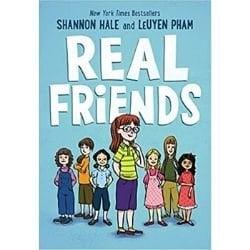 Graphic Novels for Tweens, Real Friends.jpg