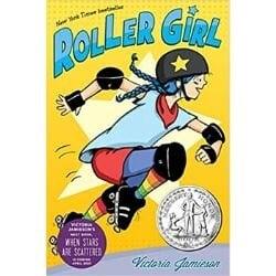 Graphic Novels for Tweens, Roller Girl.jpg