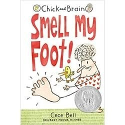 Graphic Novels for Tweens, Smell My Foot.jpg