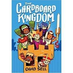 Graphic Novels for Tweens, The Cardboard Kingdom.jpg