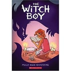 Graphic Novels for Tweens, The Witch Boy.jpg