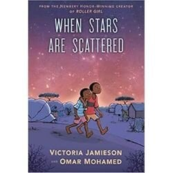 Graphic Novels for Tweens, When Stars are Scattered.jpg