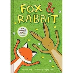 Graphic novels for tweens, Fox and rabbit.jpg