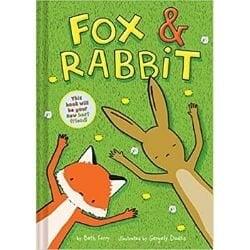 Graphic novels for tweens, Fox and rabbit.jpg