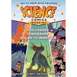 Graphic novels for tweens, science comics.jpg