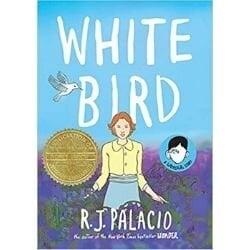 Graphic novels for tweens, white bird.jpg