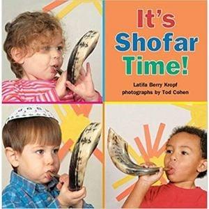 Jewish Children's Books, It's Shofar Time.jpg