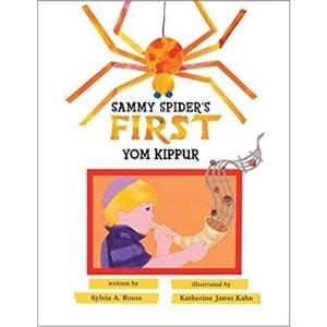Jewish Children's Books, Sammy Spider's First Yom Kippur.jpg